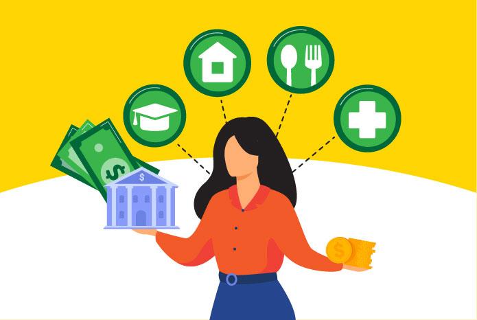 Help employees master their own finances to achieve their life goals.